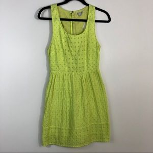 AE Vibrant Cutout Dress